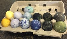 Safe and organic Easter egg dye you can make at home.