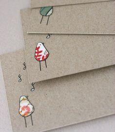 LilaRubyKingShop - Etsy. Card printing and shrink jewelery