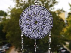 Traumfänger Bad Dreams, Beautiful Dream, Morning Light, The Good Place, Dream Catcher, Dreaming Of You, Ceiling Lights, Handmade, Etsy