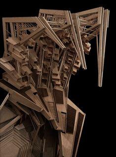 fabriciomora:  Experimental processes for the reconfiguration of the urban tissue in Lima City - Charles Enrique Infante Bonifaz, Universidad Ricardo Palma, Perú. 4th Edition IS ARCH Awards (1st Prize)