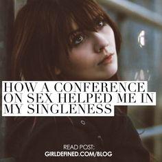 Sex blog single woman