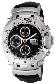 Tissot Mens T-Race Moto Group Automatic Chronograph Watch T027.414.16.051.00