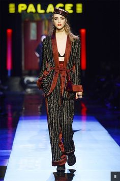 Jean Paul Gaultier - Couture Collection Spring Summer 2016 @Maysociety