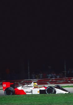 'Until I went to McLaren, I had been quicker than. Sports Pictures, Great Pictures, Gerhard Berger, F1 Drivers, Formula One, Motor Car, Grand Prix, Race Cars, Super Cars