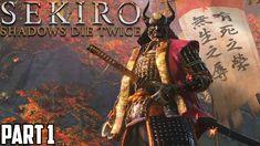 Shuriken Tool & General Naomori - Sekiro: Walkthrough Part 1 Shuriken, Samurai, Gaming, Wonder Woman, Youtube, Videogames, Game, Toys, Wonder Women
