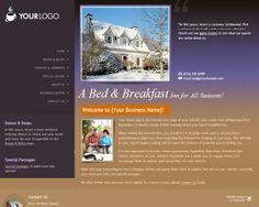 Impressive Home Website Theme