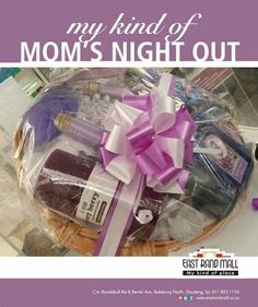 The Bubble Shop/Cassey's Home - Customised Hamper Moms' Night Out, Hamper, Berries, Bubbles, Shop, Gifts, Bury, Favors, Presents