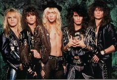Warrant!! 80s Hair Metal, Hair Metal Bands, 80s Hair Bands, Glam Metal, Jani Lane, Mick Mars, Rock Hairstyles, Straight Guys, Rock Legends