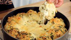 Knoblauch-Käser-Dippers, ein schönes Rezept aus der Kategorie Käse. Bewertungen: 2. Durchschnitt: Ø 3,8. Snacks Für Party, Parmesan, Pesto, Cauliflower, Dips, Food And Drink, Lunch, Vegetables, Desserts
