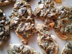 Gombás csirkemell (Gluténmentes)   Deák Erika receptje - Cookpad receptek