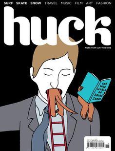 HUCK, December 2009/January 2010