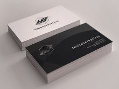 ( business card ) designed by Marius Fechete. the global community for designers and creative professionals. Business Card Design, Business Cards, Logo Concept, Creative, Lipsense Business Cards, Name Cards, Visit Cards