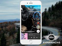 "Echa un vistazo a mi proyecto @Behance: ""Sitio Experiencias Mini"" https://www.behance.net/gallery/62807541/Sitio-Experiencias-Mini"