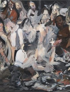 Cecily Brown - Untitled (2012)