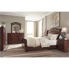Get Your Delianna 5 Pc. Bedroom   Dresser, Mirror U0026 Queen Sleigh Bed At  Furniture World Superstore, Lexington KY Furniture Store.