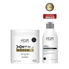 Felps Botox Em Massa 500g + Brinde Antirresíduo Felps - R$ 49,99 no MercadoLivre