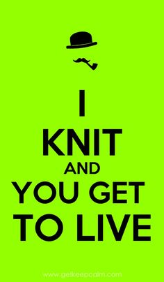 Knitting :: there's something in it for everybody.
