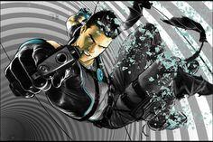 Grayson #1 par Mikel Janin
