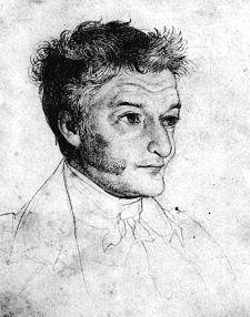 E. T. A. Hoffmann (Wilhelm Hensel, 1821)