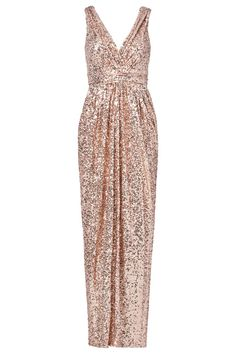 Maid or matron of honor dress