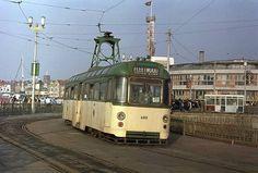 ©Chris Stewart, SCT61 Blackpool England, Rail Europe, Bonde, St Anne, Light Rail, Childhood Memories, Transportation, Coaches, Buses