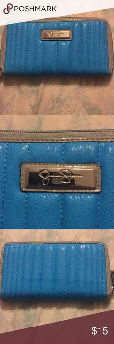 Jessica Simpson wallet Used only once Jessica Simpson wallet used only once Jessica Simpson Bags Wallets