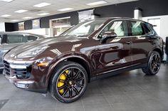 New 2016 Porsche Cayenne Turbo S