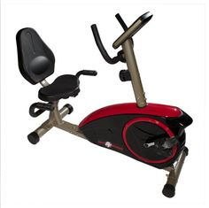Body Solid Best Fitness Recumbent Exercise Bike BFRB1 http://www.recumbentbikely.com/