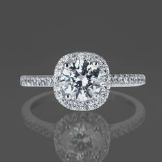 2 Carat Bridal Round Cut Engagement Ring D/VVS1 14K White Gold in Jewelry & Watches, Engagement & Wedding, Engagement Rings | eBay