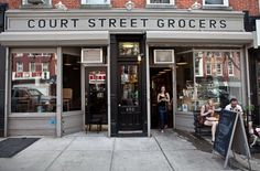 court street grocers . brooklyn