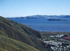 from the summit of WAINUI HILL - sent in by Wynne Morgan in July 2014 click this link for comments on original post:. British Isles, New Zealand, 1950s, Mountains, Travel, Viajes, Destinations, Traveling, Trips