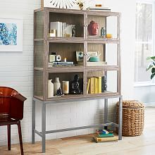 Bookcases, Modern Bookshelves & Contemporary Bookcases | West Elm