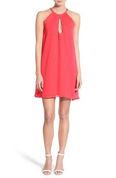 cupcakes and cashmere 'Sonoma' Trapeze Dress (Nordstrom Exclusive)