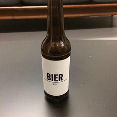 """""""Right... #bierbier"""""""