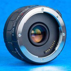 Kenko 2x Canon EF Teleconverter MC7 AF C-AF1 EOS Digital