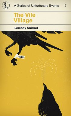 Lemony Snicket's A Series of Unfortunate Events 7: The Vile Village (by corleyms on flickr)