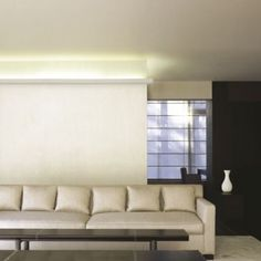 clean modern design for an extra touch in contemporary interiors coving c364 wave lighting coving