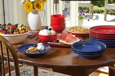 Happy July 4th starts with Le Creuset!