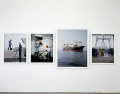 Matthew Barney, DRAWING RESTRAINT 9: Nisshin Maru: Installation View