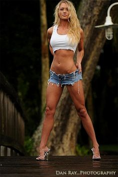Dan Ray Photography - Jenna Renee Fit - Portfolio Fitness Model Personal Trainer - Jacksonville, Florida