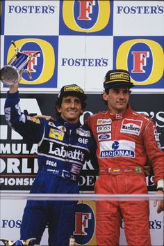 Ayrton Senna (26) Twitter