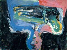 Georg Baselitz - Lazarus 1984; Museum of Fine Arts, Boston