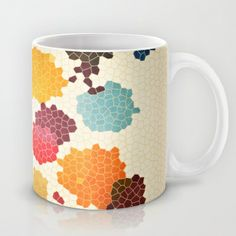 Textures/Abstract 34 Mug by ViviGonzalezArt - $15.00