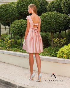 Vestidos de Fiesta, Vestidos de madrina, Vestidos para boda, Vestidos de Coctel 2016. Colección Primavera Verano Completa 2016. Sonia Peña - Ref. 1160043