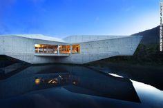 World Architecture Festival's amazing entries