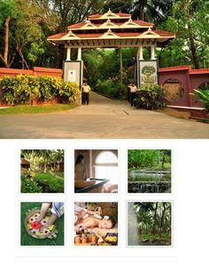 Ayurvedic Healing, Pilgrimage, Gazebo, Outdoor Structures, Yoga, World, Beauty, Beautiful, Kiosk