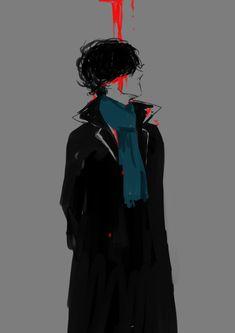Sherlock Holmes Benedict, Sherlock Holmes Bbc, Sherlock Fandom, Benedict Cumberbatch, Johnlock, Baker Street, Martin Freeman, Doctor Strange, Pretty Art