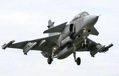 Saab Gripen F Demonstrator
