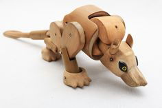 Omnio Buzu - The Bamboo toys project on Behance