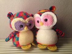 Owls (Freshstitches)